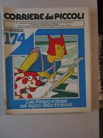 - CORRIERE DEI PICCOLI N 7 / 1981 IL PAESE DEI PUFFI - Corriere Dei Piccoli