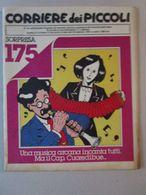 - CORRIERE DEI PICCOLI N 8 / 1981 IL PAESE DEI PUFFI - Corriere Dei Piccoli
