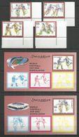 SOMALIA - MNH - Sport - Soccer - World Cup 2002 - 2002 – Corea Del Sud / Giappone