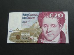 20 Twenty Pound 1992 - Central Bank Of Ireland  **** EN ACHAT IMMEDIAT **** - Irlanda