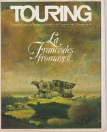 Revue TOURING CLUB Décembre 1982 La France Des Fromages, Jura, Les Alpes, Larzac ... - Tourism & Regions