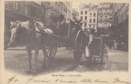 75 - PARIS VECU - 91 Dans La Rue - Artisanry In Paris