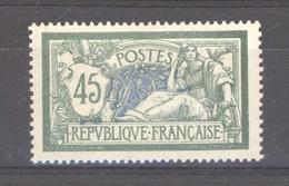 0ob  0537  -  France  :  Yv  143  * - 1900-27 Merson