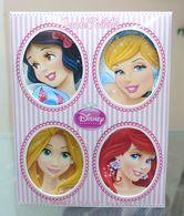 COFFRET DISNEY PRINCESS - 4 X 7 ML - Snow White, Cinderella, Belle,... - Moderne Miniaturen (ab 1961)