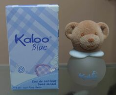 BLUE - EDS Sans Alcool 8 ML De KALOO - Moderne Miniaturen (ab 1961)