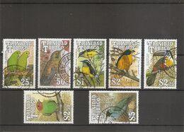 Trinité Et Tobago - Oiseaux ( Lot De Timbres Divers Différents Oblitérés) - Trinidad & Tobago (1962-...)