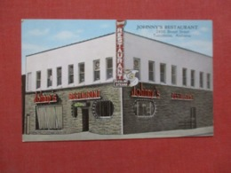 Johnny's Restaurant  Alabama > Tuscaloosa   Ref 4288 - Tuscaloosa