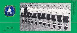 Germany 1988 Booklet: Football Fussball Soccer Calcio: UEFA EURO; 6 Mint MNH Stamps - Fußball-Europameisterschaft (UEFA)