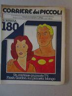 - CORRIERE DEI PICCOLI N 13 / 1981 IL PAESE DEI PUFFI - Corriere Dei Piccoli