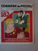 - CORRIERE DEI PICCOLI N 15 / 1981 IL PAESE DEI PUFFI - Corriere Dei Piccoli