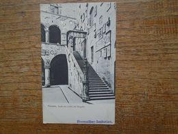 Italie , Firenze , Scala Nel Cortile Del Bargello - Firenze (Florence)