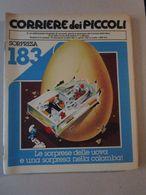 - CORRIERE DEI PICCOLI N 16 / 1981 IL PAESE DEI PUFFI - Corriere Dei Piccoli