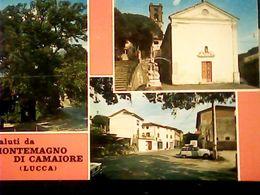 LUCCA MONTEMAGNO Di CAMAIORE VEDUTE GARFAGNANA N1975 HQ10179 - Lucca