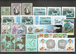 Tonga ( Lot De Timbres Divers Différents XXX -MNH)) - Tonga (1970-...)