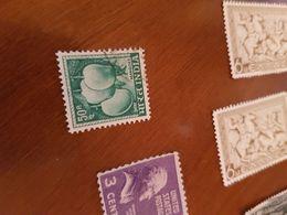 INDIA LA FRUTTA 1 VALORE - Timbres