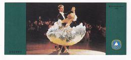 Germany 1983 Booklet: Sport Dancing - Briefmarken