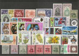 Trinité Et Tobago ( Lot De Timbres Divers Différents XXX -MNH) ) - Trinidad & Tobago (1962-...)