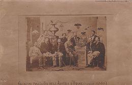 GLI ULTIMI POLIZIOTTI DELL'AUSTRIA A UDINE 1866 - Udine