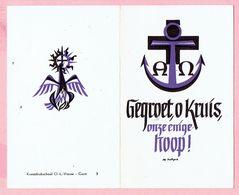 Bidprentje - Mej. Godelieve Van Den Eynde - Retie 1937 - 1962 - Religion & Esotericism