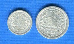FOUMIES  2  JETONS - Monétaires / De Nécessité
