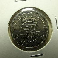 Portuguese Cabo Verde 5 Escudos 1968 - Portugal