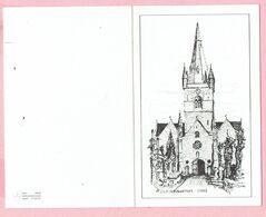 Bidprentje - Kamiel SANDERS Echtg. Martha Vandewinckele - Gistel 1902 - 1991 - Religion & Esotericism