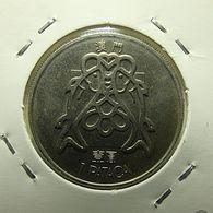 Portuguese Macau 1 Pataca 1982 - Portugal