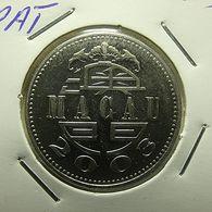 Portuguese Macau 1 Pataca 2003 - Portugal