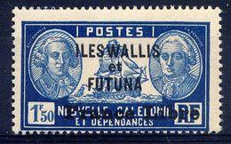 WALLIS - N° 117** - BOUGAINVILLE & LA PEROUSE / FRANCE LIBRE - Wallis And Futuna