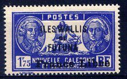WALLIS - N° 118** - BOUGAINVILLE & LA PEROUSE / FRANCE LIBRE - Wallis And Futuna