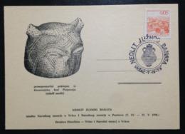 Yugoslavia, Maximum Card, « ARCHEOLOGY », « NEOLITHIC », 1978 - Maximum Cards