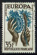 A100.008 // Frankreich 1957 // Mi. 1158 O // Europa - 1957