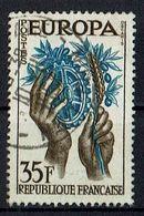 A100.009 // Frankreich 1957 // Mi. 1158 O // Europa - 1957