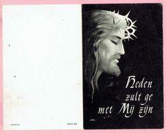 Bidprentje - Ludovicus Franciscus STERCKX Wed. Emmanuel Josefa Maria Van Den Brandt - Turnhout 1893 - Zevendonk 1964 - Religion & Esotericism