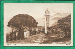 LL.43 Pino (20-2B) L'église 2scans - Autres Communes