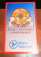 RTBI National Conference, Folder With 2 Cards - Royaume-Uni