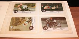 Collector Series, Set Of 4 Chip Cards - Regno Unito
