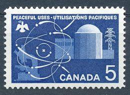 1966Canada393Atomic Energy - 1952-.... Règne D'Elizabeth II