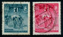 DDR 1955 Nr 470-471 Gestempelt X8C1ECA - [6] República Democrática