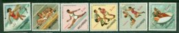 MOCAMBIQUE 1962 Mi 477-82** Sports [DP493] - Briefmarken