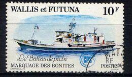 WALLIS - N° 226° - BATEAU DE PÊCHE - Wallis And Futuna