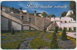 402/ Czech Republic; PC2., GEM 12, Smaller Overprint - Darker Text, Known Only Some Cards, Very Rare - Czech Republic