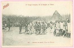 CONGO FRANCAIS - DE LA SANGHA AU TCHAD - Danse De La Mort Chez Les Bayas (Maggi) - Französisch-Kongo - Sonstige