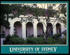 (I 11) Australia - NSW - Sydney University (17 SL493 / NCV 5882) - Sydney