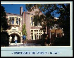 (I 11) Australia - NSW - Sydney University (17 SL494 / NCV 5883) - Sydney