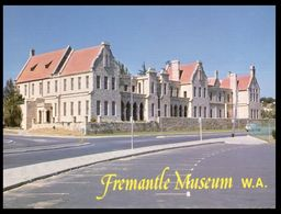 (I 11) Australia - WA - Fremantle Maritime Museum (FR 14 / NCV 2113) - Fremantle