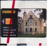 413/ Czech Republic; A21. Complimentary, 15.000 Ex. + Folder - Czech Republic