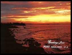 (I 11) Australia - WA - Port Headland (W584A) - Australia