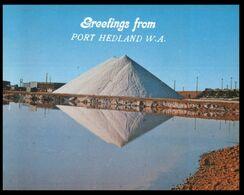 (I 11) Australia - WA - Port Headland Lesie Salt Company (W4C) - Australia