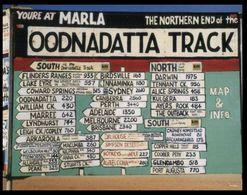 (I 11) Australia - WA - Oodnadatta Track Road Sign (MB12) - Australia